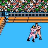 Игра Tecmo World Wrestling