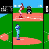 Игра Tecmo Baseball