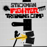 Игра Стикмен: Тренировочный Лагерь Бойца