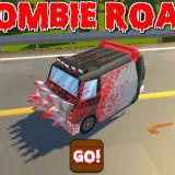 Игра Зомби на Дороге
