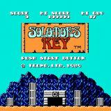 Игра Solomon's Key