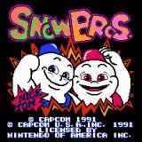 Игра Snow Bros