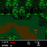 Игра Snakes Revenge (Metal Gear 2)
