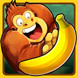 Игра Приключения Банана Конга