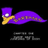 Игра Simpsons: Bartman Meets Radioactive Man