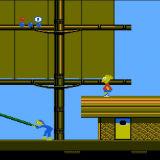 Игра Simpsons: Bart vs the World