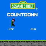 Игра Sesame Street: Countdown