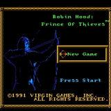 Игра Robin Hood: Prince of Thieves
