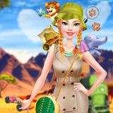 Игра Барби: Приключения Сафари