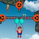 Игра Герой на Воздушных Шариках 2