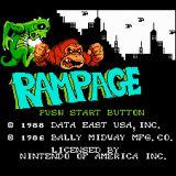 Игра Rampage