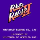 Игра Rad Racer 2