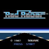 Игра Rad Racer