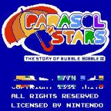 Игра Parasol Stars The Story of Bubble Bobble 3