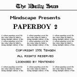 Игра Paperboy 2