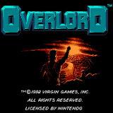 Игра Overlord