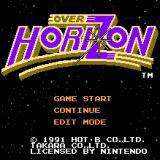 Игра Over Horizon