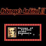 Игра Nobunaga's Ambition 2