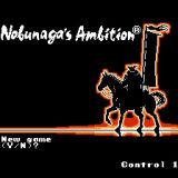 Игра Nobunaga's Ambition