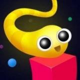 Игра SnakeBlock.io