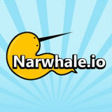 Игра Narwhale.io   Нарвал ио