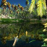 Игра Рыбалка на Озере в Джунглях