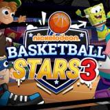 Игра Мультяшные Звезды Баскетбола на Троих