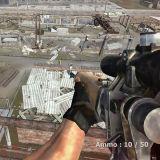 Игра Снайпер: Мертвая Зона