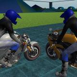 Игра Крутые Трюки на Мотоциклах