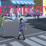 Игра Зомби в Большом Городе