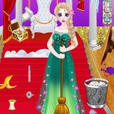 Игра Ледяная Принцесса Готовится к Весеннему Балу