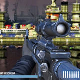 Игра Невидимый Снайпер 3Д