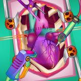 Игра Монстр Хай: Операция на Сердце