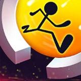 Игра Стикмен: Бег по Кругу