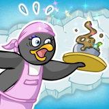 Игра Пингвин Официант
