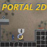 Игра Portal 2D