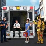 Игра Служба Спасения 911