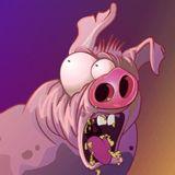 Игра Розовая Бегущая Свинка