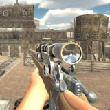 Игра Элитный Снайпер Призрак 3Д
