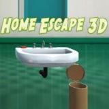 Игра Побег из Дома 3Д