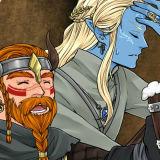 Игра Манга Креатор: Фантастический Мир - 2 Страница