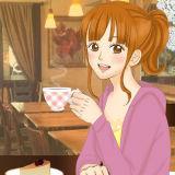 Игра Аниме: Чаепитие