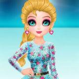 Игра Принцесса Весенний Модный Показ