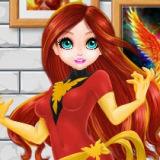 Игра Принцесса Темный Феникс