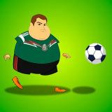 Игра Футбол Толстяков