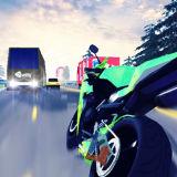 Игра Гонка на Мотоцикле 3Д