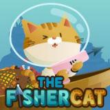Игра Котик Рыболов