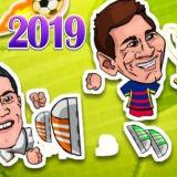 Игра Футбольные Легенды 2019