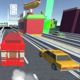 Игра Блочный Автобус
