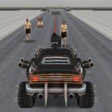 Игра Дорожный Зомби Апокалипсис